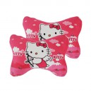 Bantal Tulang Print Hello kitty