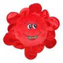 Bantal smile sun merah