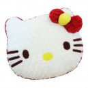 Bantal Mawar XL Hello Kitty Merah