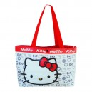 Tas Kancing Hello Kitty Merah