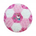 Bantal Mawar Bola Hello Kitty