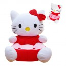 Sofa Boneka Hello Kitty New Merah